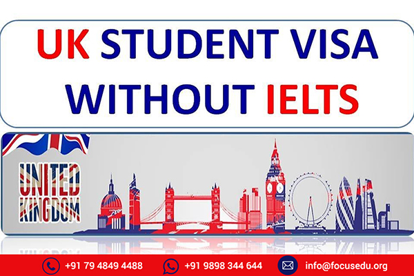 Study in The UK without IELTS   100% No IELTS Required